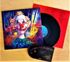 Egal ob als LP oder CD, auch dieses PREISER RECORDS Album verdient 5 Sterne. Foto: PREISER RECORDS