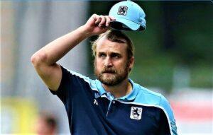 Sein aufopferungsvolle Arbeit für die Löwen ging gestern Abend zu Ende. Daniel Bierofka verlässt auf eigenen Wunsch die weiß-blauen Münchner. Foto: TSV 1860 München