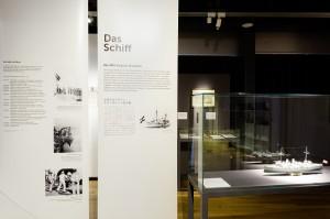 Ausstellung AONOGAHARA - Das Schiff. Foto: © Christoph Fuchs