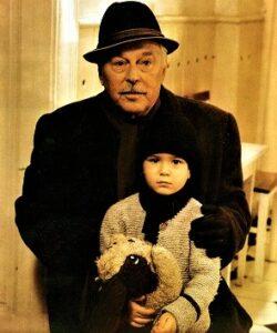 """Auch seine letzte Filmrolle als """"Herr Hofrat"""" im """"Der Bockerer"""" aus dem Jahre 1981 verkörperte Hans Holt mit der ihn stets ausgezeichneten Leichtigkeit und Finesse. Foto: oepb"""