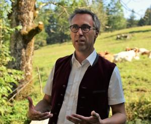 Bauernbund-Präsident Abg.z.NR DI Georg Strasser. Foto © Neuhauser