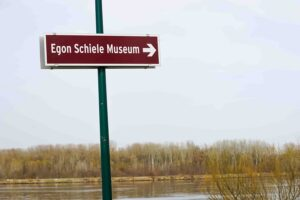 Das Egon Schiele Museum liegt an der Donaulände in Tulln. Foto: Daniela Holzer