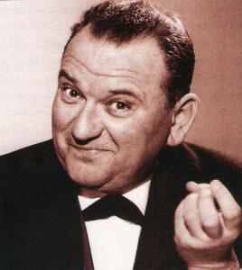 Gestenreich mit einem perfekten Mienenspiel trug Fritz Muliar – wie zum Beispiel hier - hier jüdische Witze vor. Foto: privat/oepb