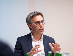 Bauernbund-Präsident Georg Strasser. Foto © Gruber