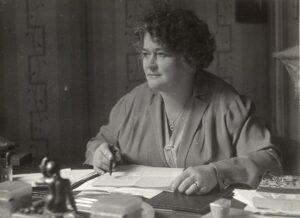 Adelheid Popp um 1930. Foto: © Österreichische Nationalbibliothek