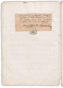 Op. 61. Konzert (D-Dur) für Violine, Ludwig van Beethoven, Erstdruck von 1808. Foto: © Österreichische Nationalbibliothek