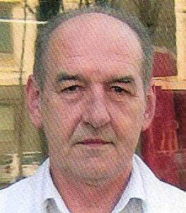 Eissalon-Betreiber Norbert Hof im Jahre 2010. Foto: privat – oepb