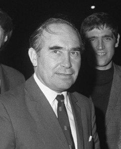 "Sir Alf Ramsey, ""Three Lions Coach"", am 3. November 1969. Foto: Bert Verhoeff / Anefo / Wikipedia"