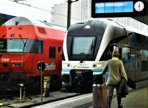 Der Schulterschluss der europäischen Bahnen ist ein Gebot der Stunde, denn der Schienenverkehr benötigt schnelle und unbürokratische Unterstützung auf europäischer und nationaler Ebene. Foto: APA / ÖBB