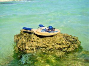 Der zukünftige Sommerurlaub am Meer ist morgen schon näher, denn er es gestern noch war. Unser aller Geduld und Rücksicht wird sich auszahlen. Foto: © oepb