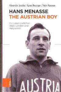 2019 erschien im böhlau Verlag die Lebensgeschichte von Hans Menasse / The Austrian Boy. ISBN 978-3-205-20782-5. Prädikat: Absolut lesenswert!