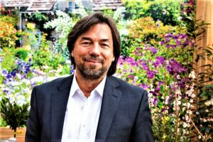 Mag. Franz Koll, Vorsitzender der bellaflora Geschäftsführung. Foto: © bellaflora / Hermann Wakolbinger