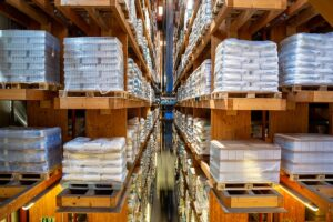 Die ÖBB Rail Cargo Group verstärkt ihre Transporte von Konsumgütern. Foto: © Salinen Austria AG