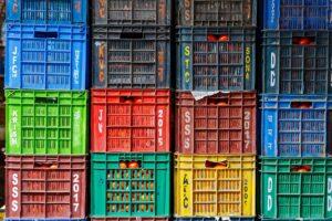 Das Transportvolumen auf der Schiene kann erhöht und der Warenstrom aufrechterhalten werden. Foto: © Pixabay