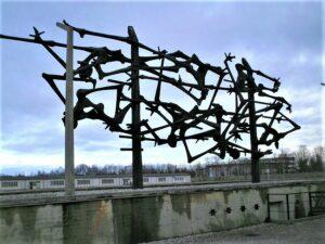 Mahnmal im KZ Dachau bei München. Foto: © oepb