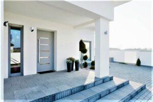 """Vernetzte Sicherheitslösungen für das smarte Zuhause fasst Somfy in der Reihe """"Somfy Protect"""" zusammen. Foto: © Somfy"""