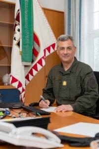 Brigadier Mag. Dieter Muhr. Foto: © BMLV / Gerhard Oberreiter