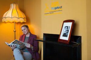 Egon Schiele privat - eine biographische Annäherung. Foto: © Martina Siebenhandl