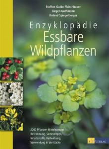 Eine geballte Ladung Natur erwartet die Leserschaft auf knapp 700 Seiten der Enzyklopädie Essbare Wildpflanzen. Foto: at Verlag