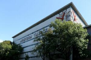 Das Magazin 1 der Tabakfabrik Linz wird zum Kunstraum umgestaltet. Foto: © Foto Lui