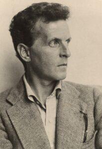 Portrait Ludwig Wittgenstein, Foto: Moritz Nähr, 1930 – © Österreichische Nationalbibliothek