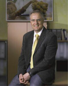 Michael Hubner, Geschäftsführer Somfy Österreich. Foto: © Somfy