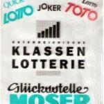 """Den Traum vom """"Großen Glück mit sehr viel Geld"""", den träumen wohl viele. Die einen spielen – und verspielen - in der Lotterie, die anderen legen ihr Kapital – sofern vorhanden - anderweitig an. Foto: © oepb"""