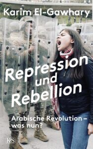 """Cover des Buches """"Repression und Rebellion"""", erschienen bei Krenmayr & Scheriau."""