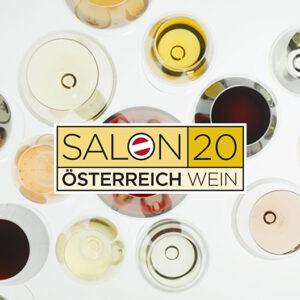 ... das SALON Logo weist den Weg zu den besten Weinen des Landes. Foto: © ÖWM / Blickwerk Fotografie