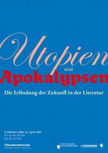 Plakat zur Ausstellung. Foto: © Österreichische Nationalbibliothek