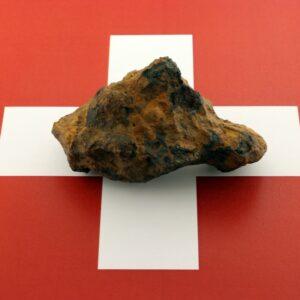 Twannberg Meteorit. Foto: © NHM Wien