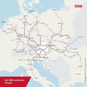 Die ÖBB präsentieren den neuen Fahrplan: Mehr Züge – mehr Platz – mehr Sicherheit. Quelle: ÖBB