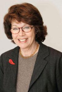 Aus der Schauspielerin Marianne Koch wurde im Laufe der Jahre die erfolgreiche Ärztin Dr. Marianne Koch, eine Medizinerin aus Leidenschaft. Foto: © dtv