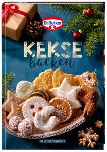 """Cover: Backen machte Freude Nr. 38 """"Kekse backen"""". Foto: © Dr. Oetker"""