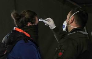 Aufgrund der jüngsten COVID19-Entwicklungen reduziert das Militärkommando Oberösterreich die täglichen Stellungsuntersuchungen. Foto © BMLV / Gebauer