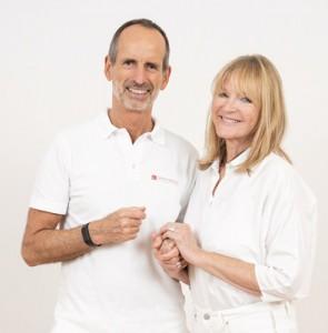 Das Ehepaar Roland und Petra Liebscher-Bracht. Foto: © Liebscher&Bracht