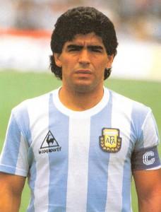 Diego Maradona_Foto privat