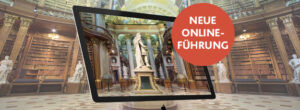 Österreichische Nationalbibliothek_Online-Führung Prunksaal