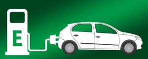 """Das Elektrofahrzeug von heute ist die umweltfreundliche Mobilität von morgen, daran führt kein """"Einfahrverbots-Schild"""" vorbei. Grafik: Pixabay"""