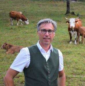 """""""Die aktuelle Weideregelung für die Bio-Landwirtschaft ist auch im kommenden Jahr 2021 gültig."""", so Bauernbund-Präsident Georg Strasser. Foto: © Bauernbund"""